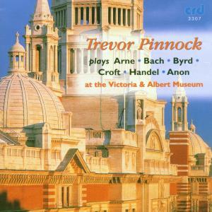 Pinnock At The Victoria & Albert Museum als CD