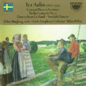 Aulin: Violinkonzert 2