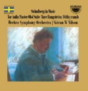 Aulin/Rangstrom:Orchesterwerke als CD