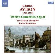 Zwölf Konzerte op.6 als CD