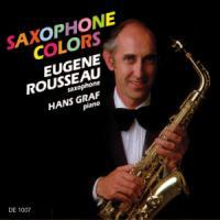 Saxophone Colors/Roussesau