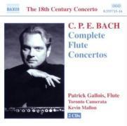 Komplette Flötenkonzerte als CD