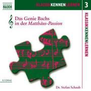 Das Genie Bach in der Matthäus-Passion