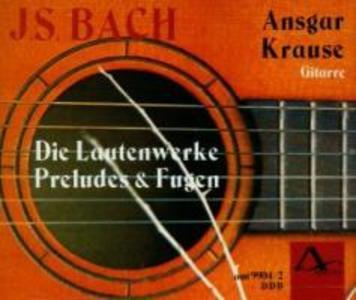 Die Lautenwerke:Preludien & Fugen als CD