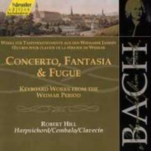 Concerto,Fantasia & Fugue als CD