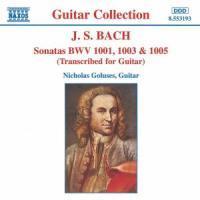 Sonaten BWV 1001,1003,1005 als CD
