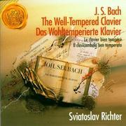 Bach: Das Wohltemperierte Klavier 1. und 2. Teil -