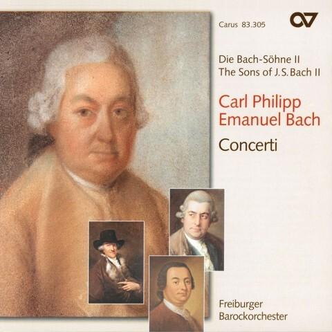 Konzerte WQ 171/WQ 164/WQ 47/Sinfonie WQ als CD
