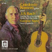 Romero,C Sp.Bach+Sanz als CD