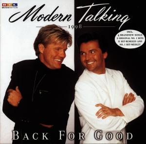 Back For Good als CD