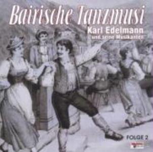 Bairische Tanzmusi 2 als CD