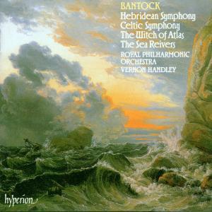 Celtic Symphony/Hebridean Sym. als CD