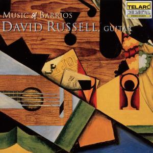 Music Of Barrios als CD