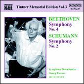 Sinfonie 4/Sinfonie 2 als CD