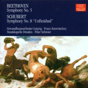 """Sinfonie 5/8 """"Unfinished"""" als CD"""