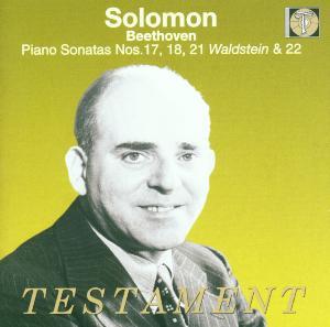 Klaviersonaten 17+18,21+2 als CD