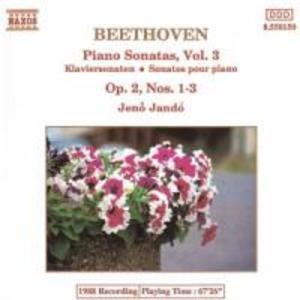 Klaviersonaten Vol.3 als CD