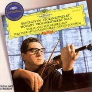 Violinkonzert/Violinkonzert 5 als CD
