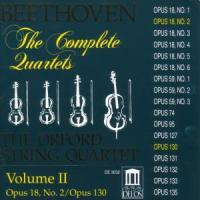 Sämtliche Streichquartette Vol.2 als CD