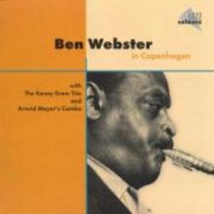 Ben Webster als CD