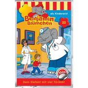 Benjamin Blümchen 022. ... als Kinderarzt. Cassette