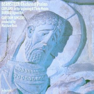 Chichester Psalms F.Orgel als CD