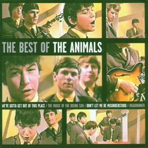 Best Of The Animals als CD