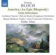 America/Suite Hebraique als CD