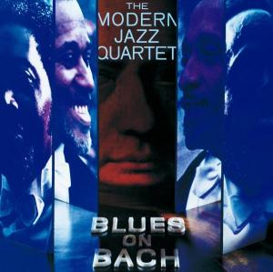 Blues On Bach als CD