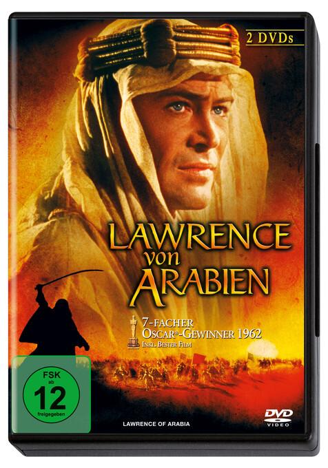 Lawrence von Arabien als DVD