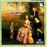 8 Sinfonien als CD