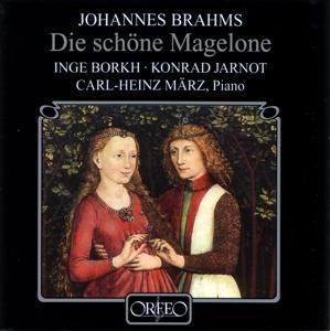 Die schöne Magelone op.33 als CD