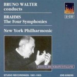 Die vier Symphonien als CD
