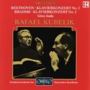 Klavierkonzert 1 C-Dur op.15/2 B-Dur op.83 als CD