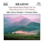Vierhändige Klaviermusik Vol.14 als CD