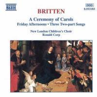 A Ceremony Of Carols/+ als CD