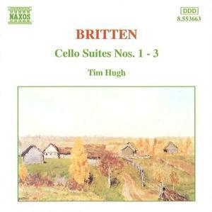 Cellosuiten 1-3 als CD