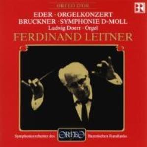 """L'homme arme/Sinfonie d-moll """"Die Nullte"""" als CD"""