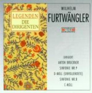 Furtwängler,Wilhelm als CD