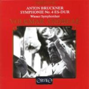 """Sinfonie 4 Es-Dur """"Romantische"""" als CD"""