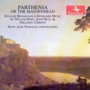 Parthenia or the Maydenhead als CD