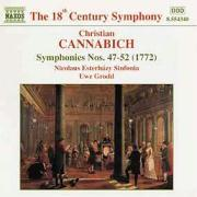 Sinfonien 47-52 als CD