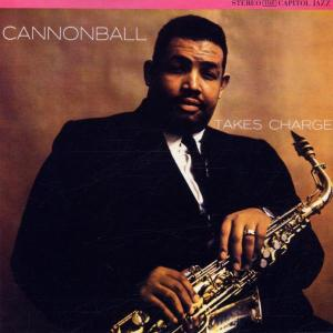 Cannonball Takes Charge als CD