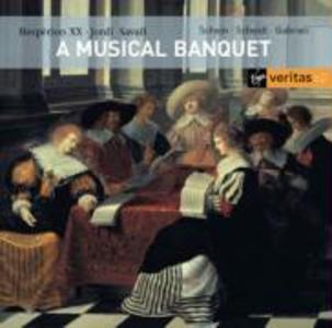 A Musical Banquet als CD