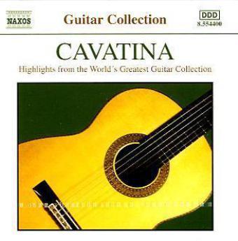 Cavatina als CD