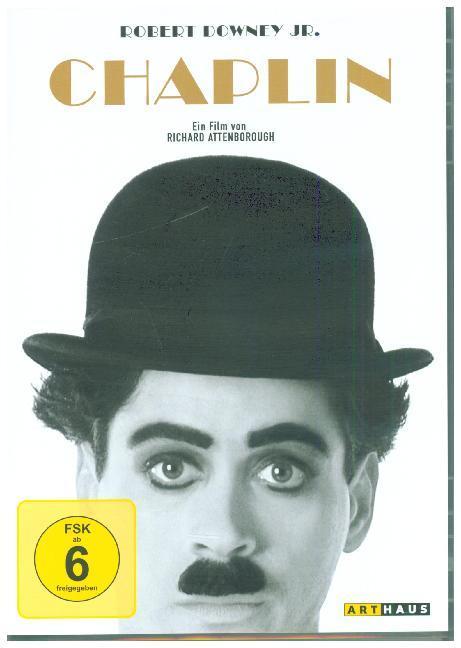 Chaplin als DVD