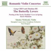The Butterfly Lovers als CD