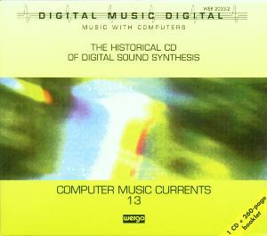 Computer Music Currents 13 als CD