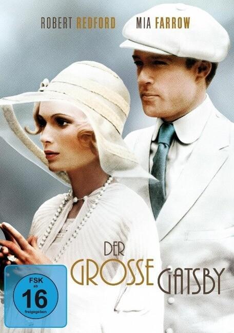Der große Gatsby als DVD