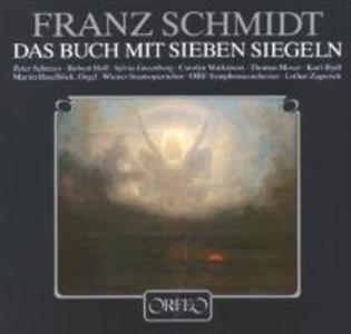Das Buch mit 7 Siegeln/Oratorium Offenb.Johannes als CD